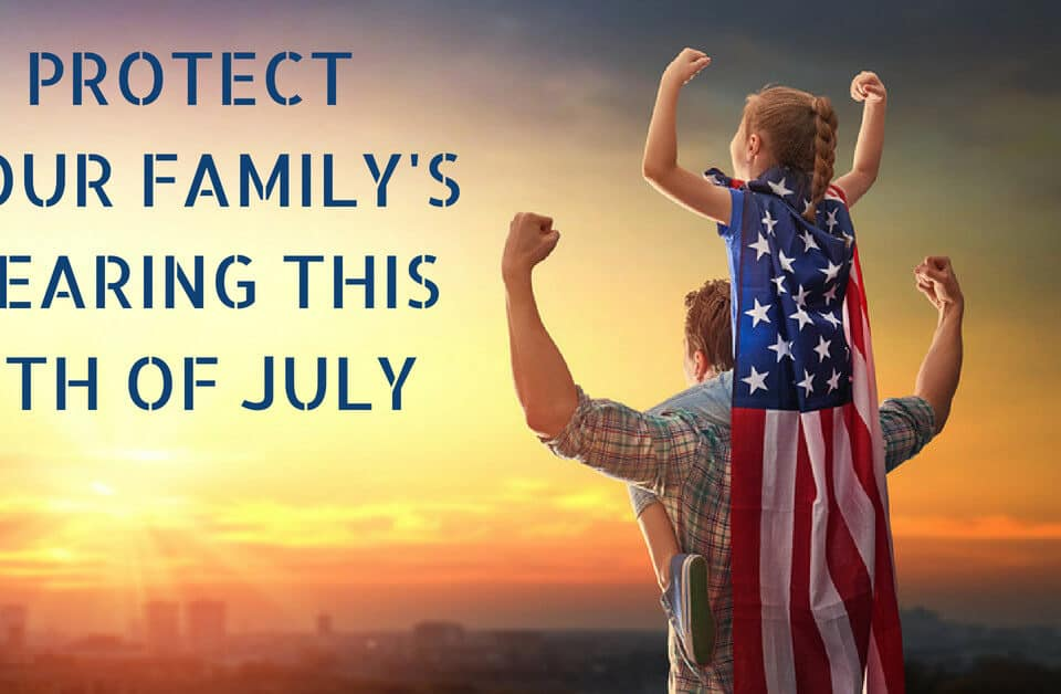 Hearing Aid Specialists of the Central Coast - Protect Your Family's Hearing this 4th of July