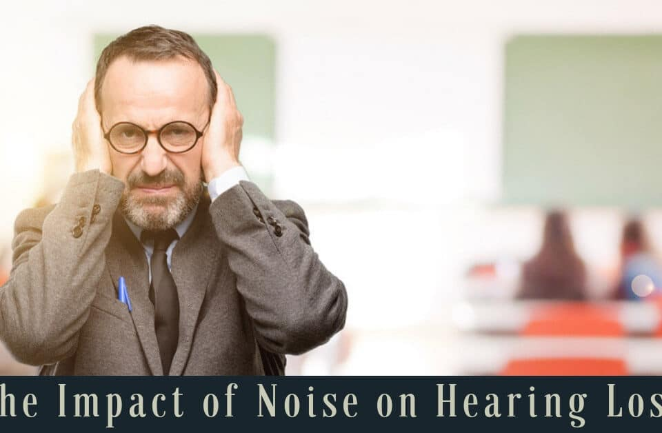 How Noise Can Lead to Hearing Loss